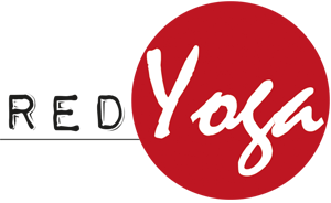 Red Yoga Retina Logo