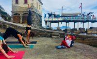 yoga ai bagni santa chiara