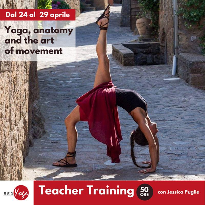 Yoga con Jessica Puglie